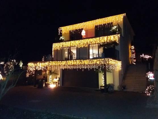 Weihnachten ist bald da.