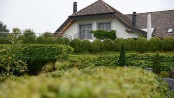 Ansichten aus Oberwil-Lieli, dem Aargauer Steuerparadies (Juli 2014)