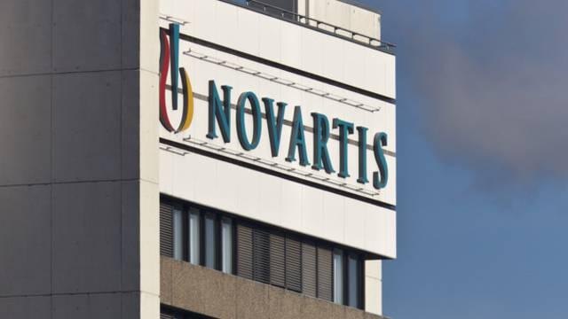 Mehr Umsatz, weniger Gewinn: Pharmamulti Novartis (Archiv)
