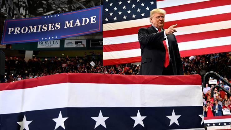 In Trumps Landen herrscht «Midterm Madness», über 28 Millionen Amerikaner haben ihre Stimme für die Wahlen am Dienstag bereits abgegeben – mehr als je zuvor in der US-Geschichte.