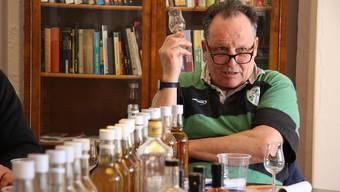 Whiskey-Degustation Solothurn