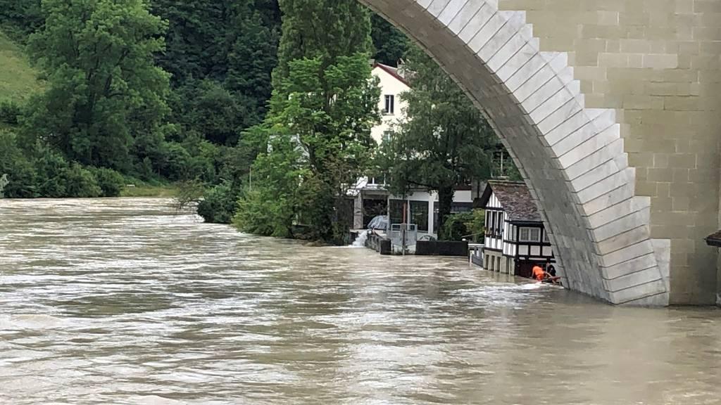 Wie sehen künftige Hochwasser aus?