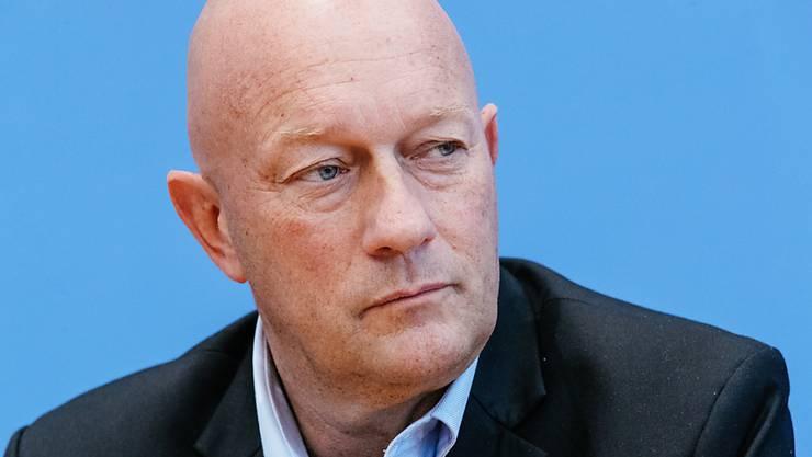 Völlig unerwartete Wahl: FDP-Politiker Thomas Kemmerich ist in Thüringen zum  Ministerpräsidenten gewählt worden.