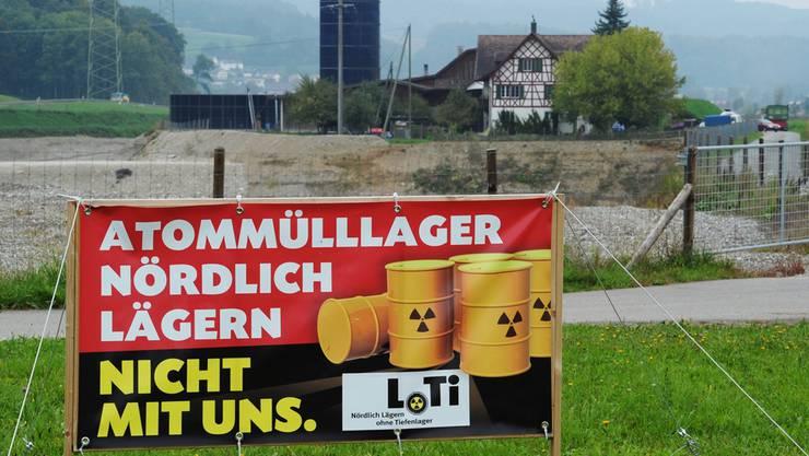 Die Gegner eines Atommülllagers «Nördlich Lägern» schienen den Kampf schon gewonnen zu haben. Doch die Freude kam zu früh.