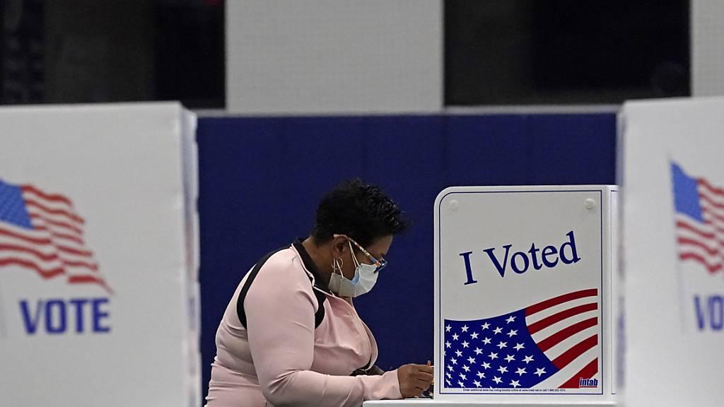 Wahllokale in mehreren US-Bundesstaaten geschlossen