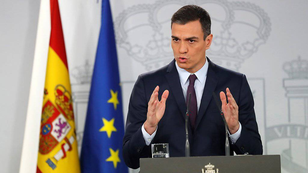 Der sozialistische Ministerpräsident Spaniens, Pedro Sánchez, hat bekannt gegeben, dass am 28. April eine vorgezogene Parlamentswahl stattfinden wird.