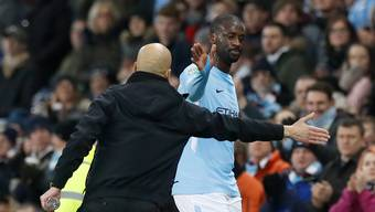 Yaya Touré bezichtigt Pep Guardiola des Rassismus.