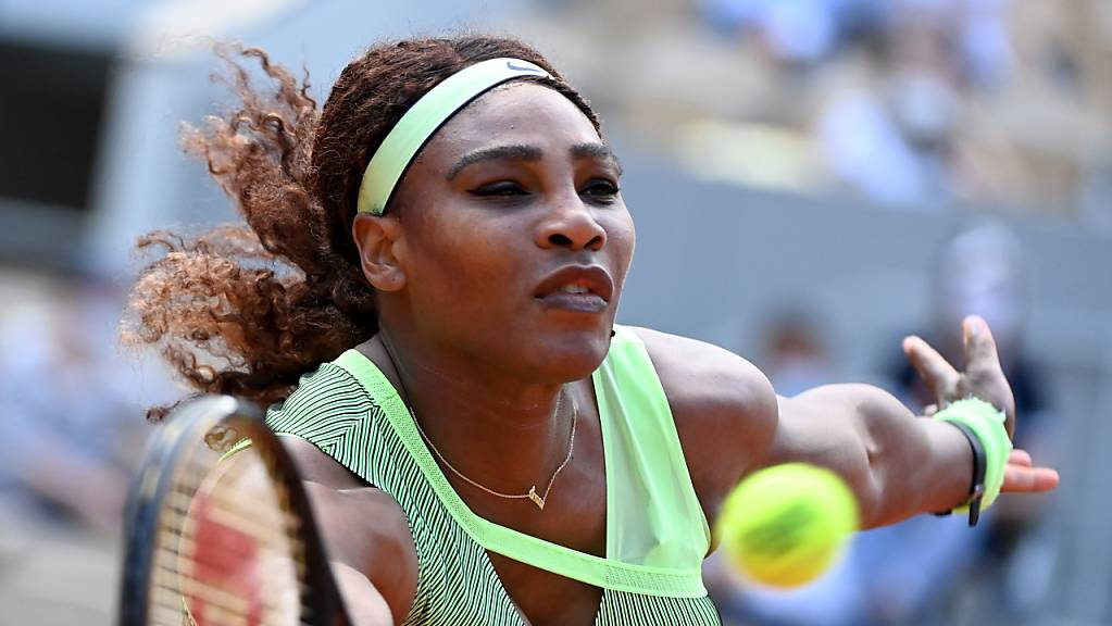 Serena Williams verzichtet auf die Reise nach Tokio