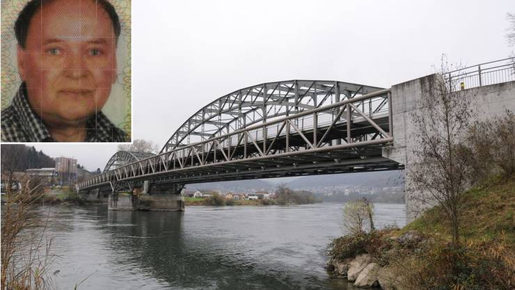 Karl Dittmann starb am Freitag, 27. November 2009, auf der Aarebrücke Koblenz-Felsenau durch einen Schuss ins Herz.