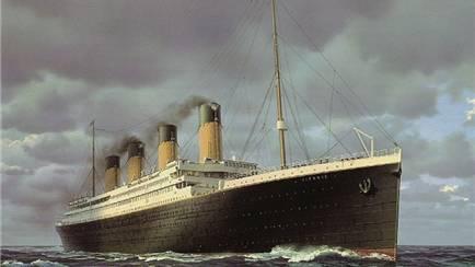 Die Titanic versank heute vor 100 Jahren. Das Unglück kostete rund 1500 Menschenleben. az
