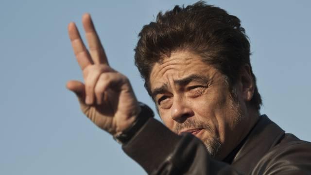 Begehrter Gast an Filmfestivals: Benicio del Toro (Archiv)
