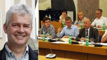 Oltens Stadtrat soll sich künftig selbst konstituieren: Das will Felix Wettstein (links) mit seiner Motion «Balance zwischen Regierung und Parlament» bewirken.
