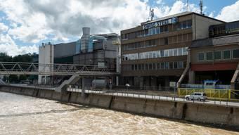 Der Sitz von Swiss Steel in Emmenbrücke.