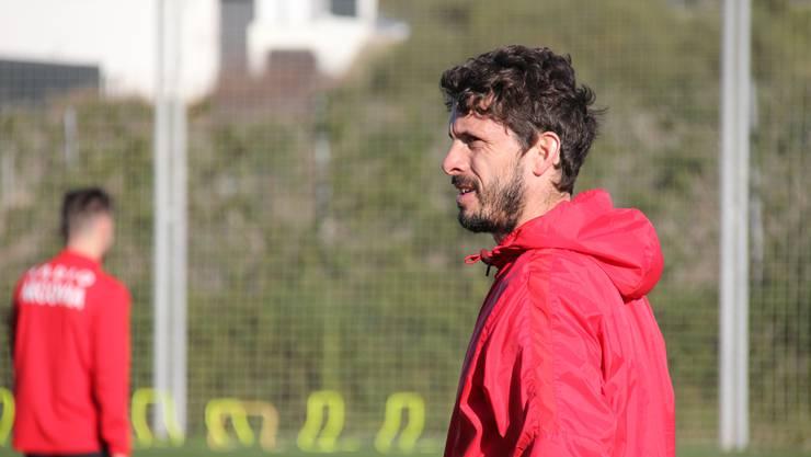 Juan Pablo Garat.