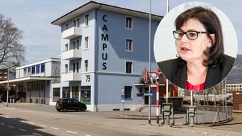Steht wieder auf finanziell sicheren Pfeilern: die International School an der Zuchwilerstrasse in Solothurn. Dies dank der neuen Geschäftsführerin.