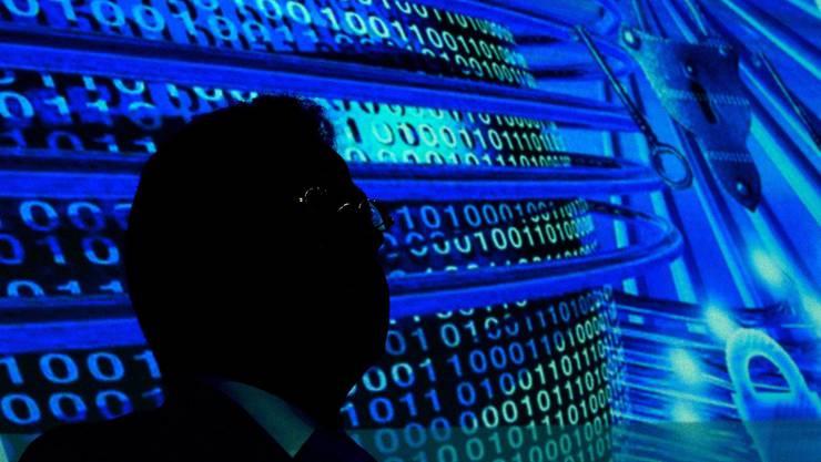Angst vor Cyberangriff