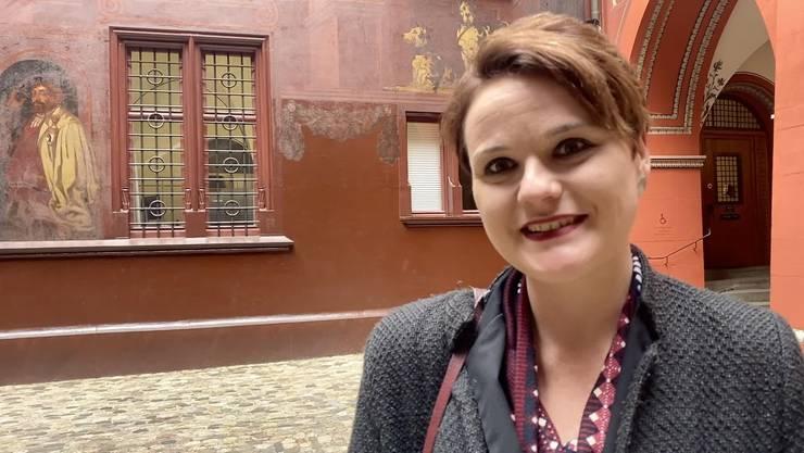Sarah Wyss: Von der Juso-Präsidentin zur Nationalrätin.