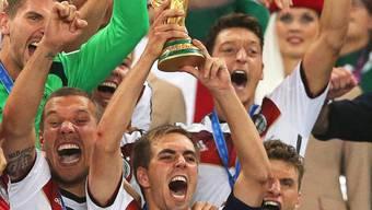 Schafft die deutsche Nationalmannschaft die Titelverteidigung an der WM 2018?