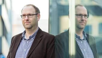 Der doppelte Simon Burger: Neben seiner Tätigkeit als Staatsanwalt ist er auch Politiker.