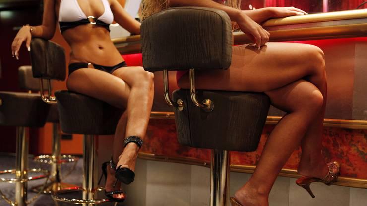 Sexarbeiterinnen leiden unter dem Arbeitsverbot.