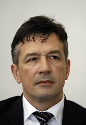 Wicki steigt im Jahr 2000 in die Politik ein: In Hergiswil wird er Gemeinderat. (Bild von 2010)