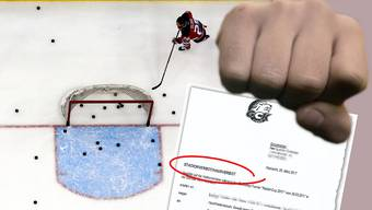 Der angetrunkene SVP-Einwohnerrat soll im Eishockey-Stadion laut und vulgär den Schiedsrichter beleidigt und eine Frau attackiert haben.