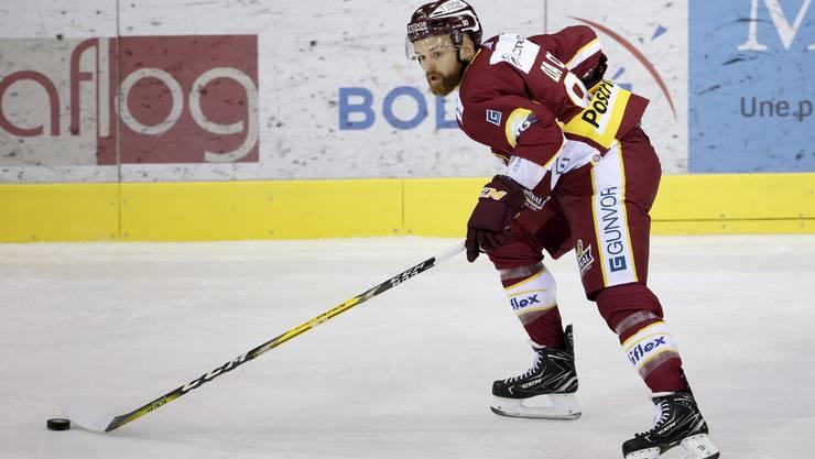 Frankreichs Stürmerstar Stephane Da Costa wollte einen neuen Anlauf in der NHL nehmen.