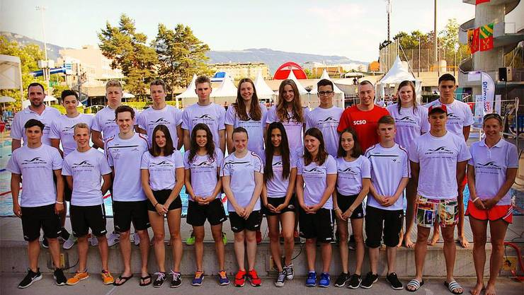 Swim Team 2016