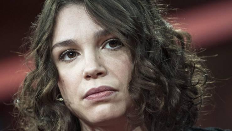 Schanna Nemzowa, Tochter des ermordeten russischen Oppositionellen Boris Nemzow, erhält den Lech-Walesa-Solidaritätspreis des polnischen Aussenministeriums. (Archiv)