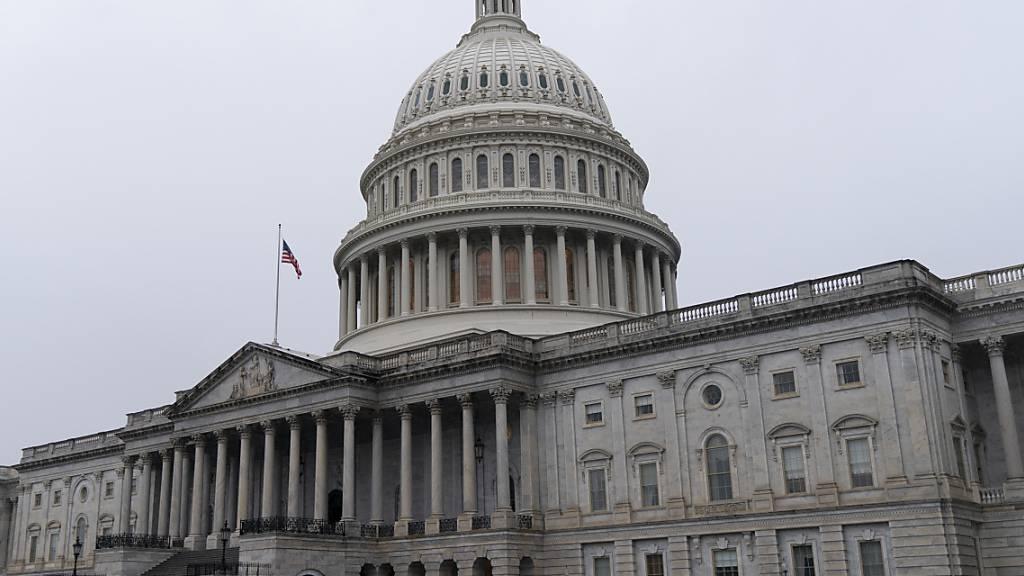 US-Kongress überstimmt erstmals ein Veto von Präsident Trump