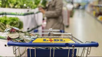 Lidl legte mit 9 Prozent mehr Umsatz im letzten Jahr am meisten zu. Damit halten die beiden deutschen Discounter Aldi Suisse und Lidl zusammen einen Marktanteil von 2,8 Prozent.