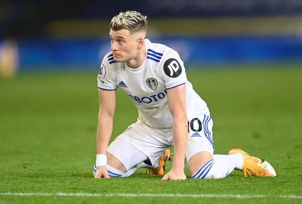 Ezgjan Alioski, einst Schaffhausen und Lugano, ist bei Leeds in der Premier League eine Stammkraft.