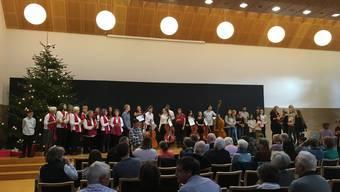 Das Weihnachtskonzert der Musikschule bot ein buntes Programm mit vielen Highlights