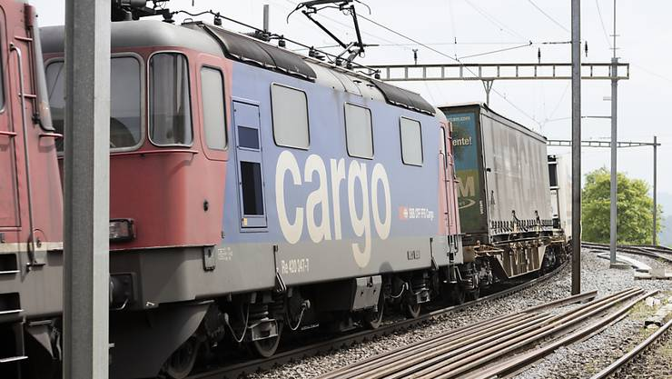 Einen Drittel der Stellen bei SBB Cargo sollen gestrichen werden.