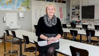 Sabina Brändli ist seit August 2015 Hauptschulleiterin am OSZ.