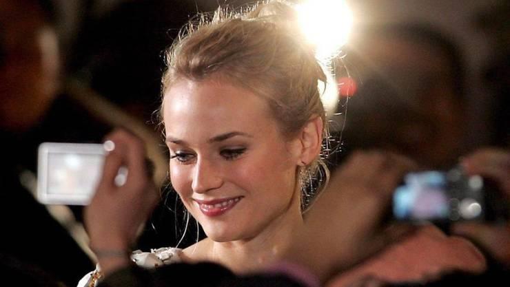 Diane Kruger verlebt in Paris kurze Nächte: Ihre Tochter zahnt. (Archiv)