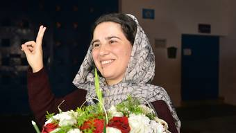 Ihre Verhaftung in Marokko wegen einer mutmasslichen Abtreibung löste eine Welle der Empörung aus: die 28-jährige Journalistin Hajar Raissouni.