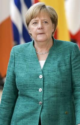Angela Merkel: Auf die Deutschen ist Trump besonders sauer.