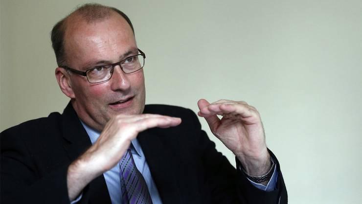 Fehlt es Economiesuisse und Pro-Komitee an Herzblut und Leidenschaft?«Man könnte das so sehen», sagt Markus Ritter. Urs Baumann