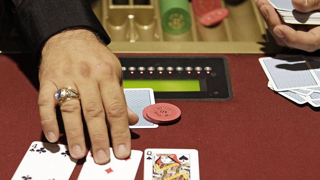 Polizei lässt illegale Pokerrunde hochgehen