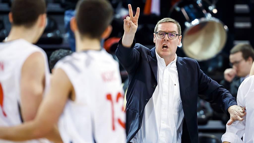 Schweizer Basketballer mit Aussenseiterchancen