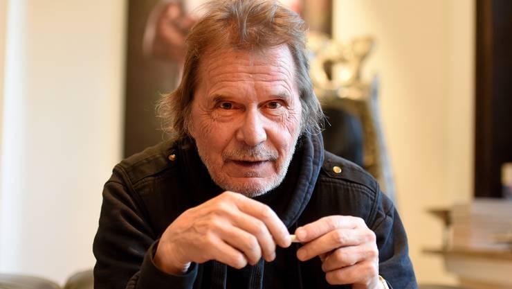 29. August: Der Cartoonist Uli Stein ist mit 73 Jahren gestorben.