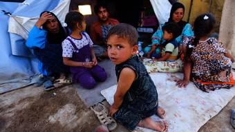 Was können sie dafür? 50 Prozent aller Flüchtlinge sind Kinder unter 18 Jahren. Die höchste Zahl der letzten zehn Jahre.