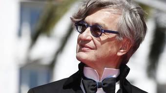 Wim Wenders an den Filmfestspielen von Cannes im vergangenen Jahr (Archiv).