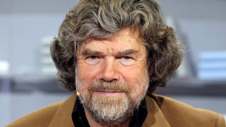 Konsum ist langweilig: Beim Thema Shopping rümpft Bergsteiger und Schriftsteller Reinhold Messner die Nase. (Archivbild)