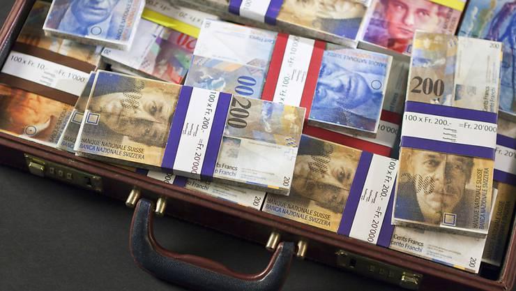 Die Bundesanwaltschaft ermittelt wegen Geldwäscherei und weiteren Delikten zulasten des angolanischen Staatsfonds und der dortigen Nationalbank. (Smbolbild)