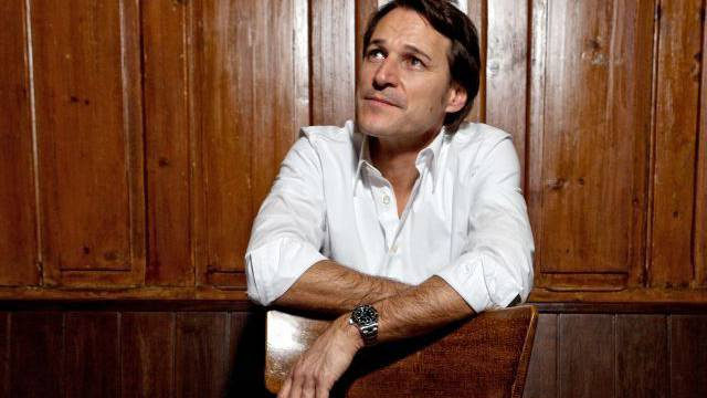 Schriftsteller Rolf Dobelli: «Das werde ich nie mehr loswerden.» Foto: Remo Naegeli