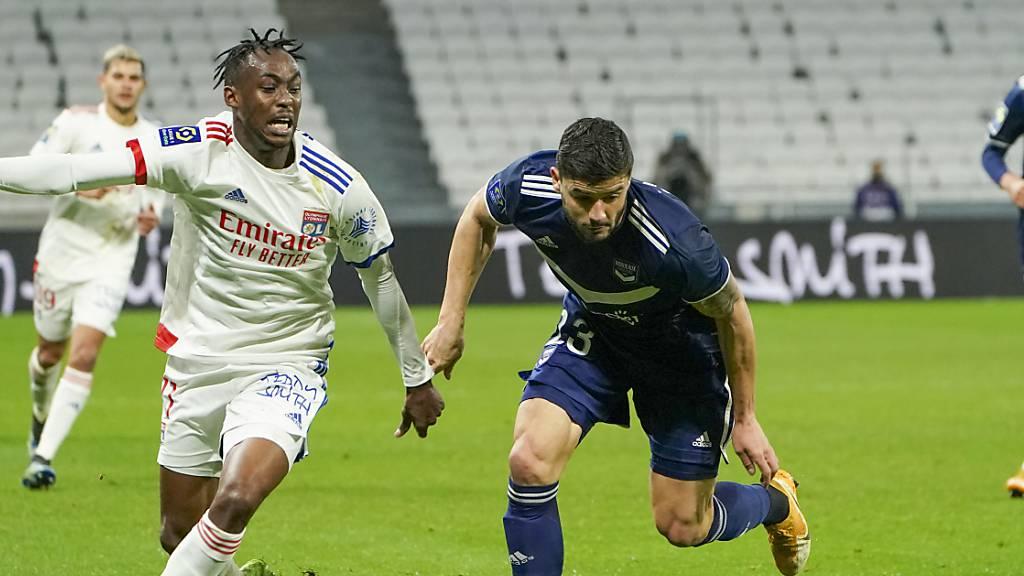 Benito fliegt bei Niederlage von Bordeaux vom Platz