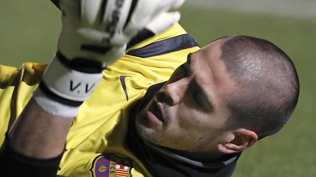 Victor Valdés wechselt in die Premier League