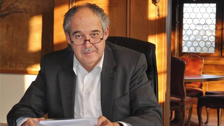 Laut dem dieser Tage abtretenden Rektor Kurt Wiedemeier müssen sich die aargauischen höheren Schulen im interkantonalen Vergleich nicht verstecken.